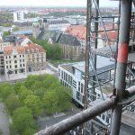 Sicht vom Magdeburger Dom