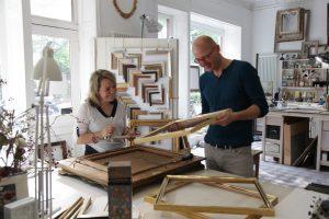 Atelier: Anja Idehen, Michael Janowski