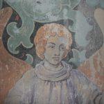 Retusche in der Patronatskirche in Schulzendorf