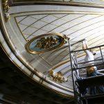 Zuschauersaaldecke in der Deutschen Staatsoper